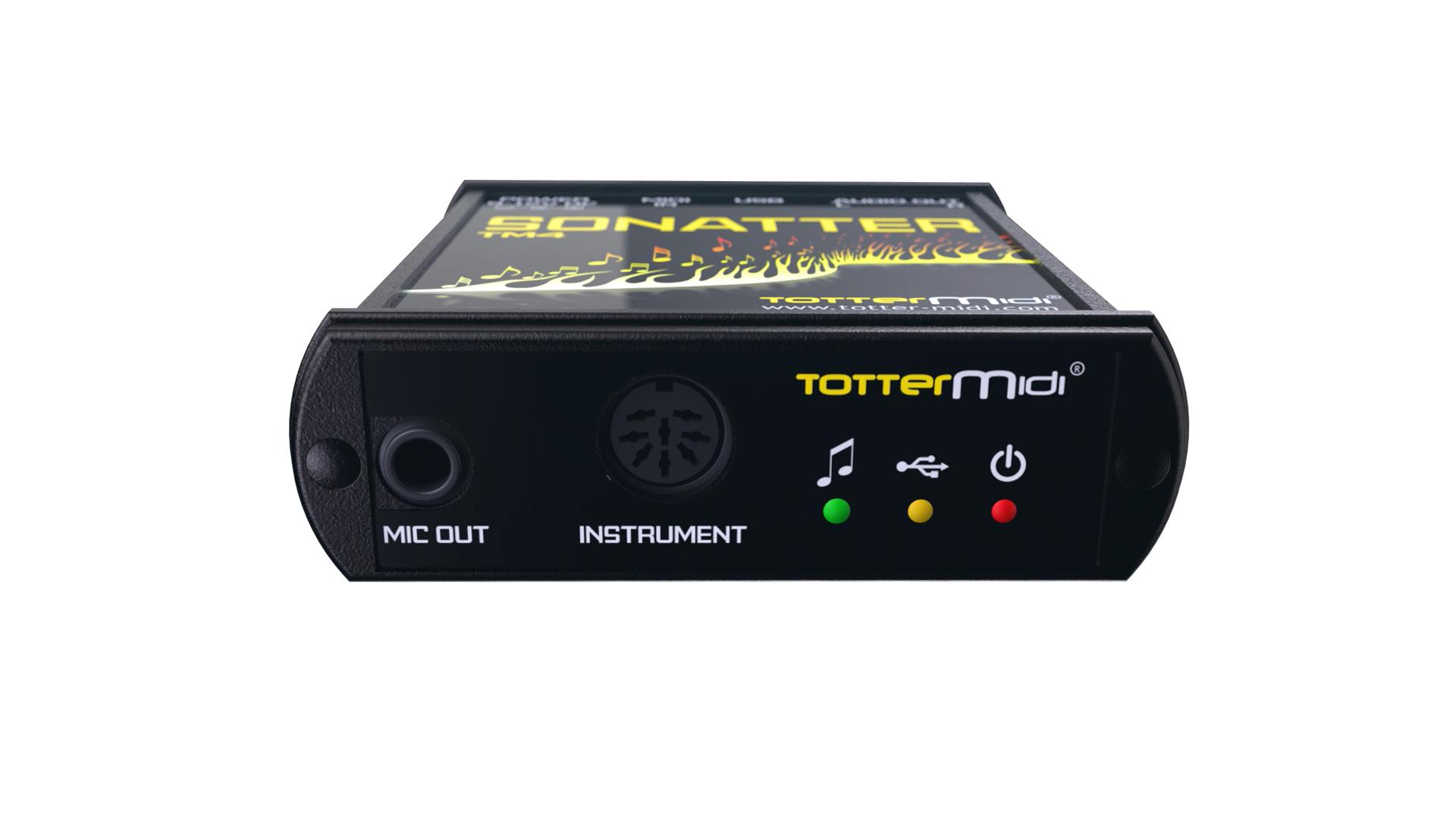 Sonatter – Totter Midi
